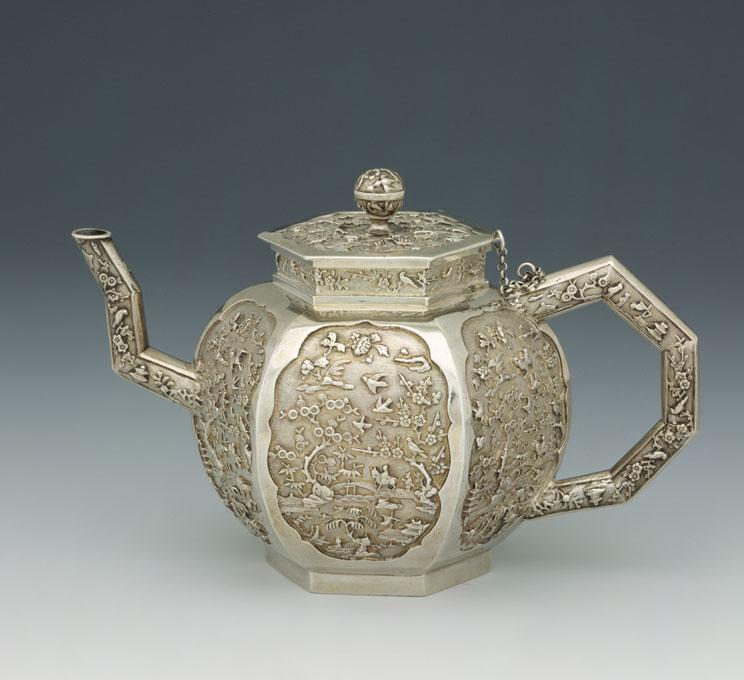 tijdstip van een high tea
