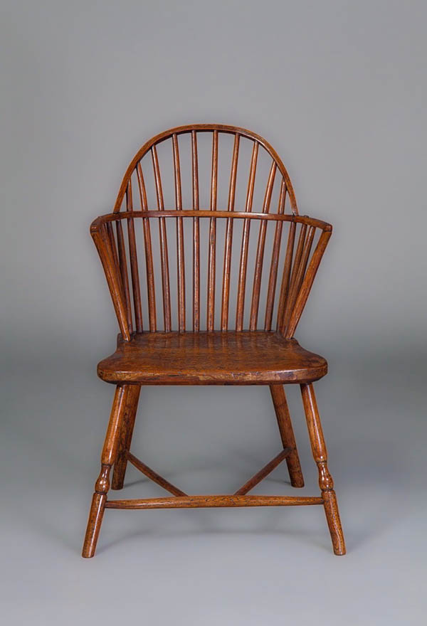 Windsor Chair,Courtesy Michael Pashby Antiques