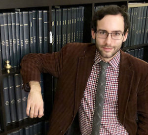 Benjamin Miller, Host of <em>Curious Objects & the stories behind them</em>