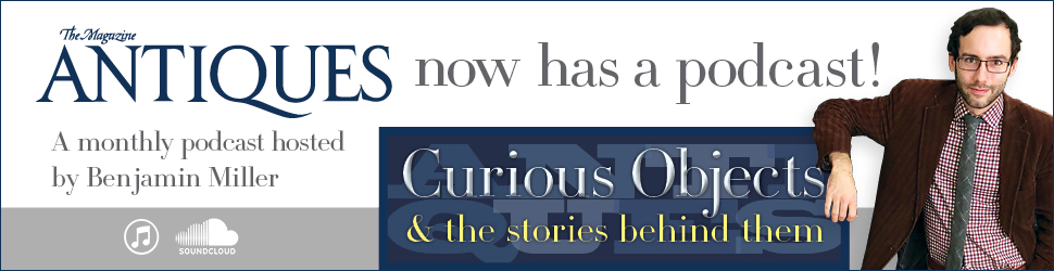 Curious Objects & the stories behind them