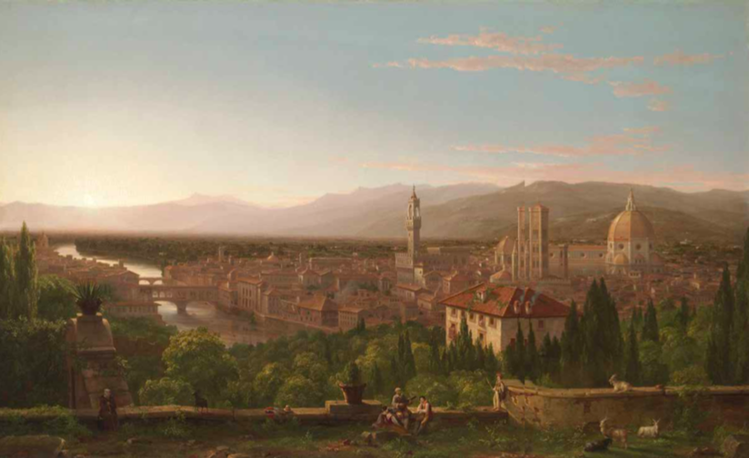 Re-examining Thomas Cole