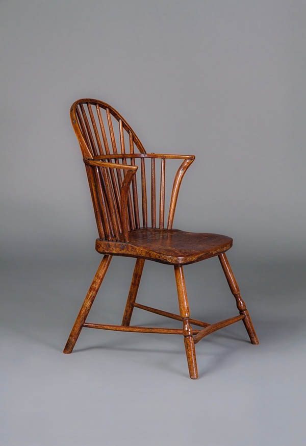 Windsor Chair, courtesy Michael Pashby Antiques