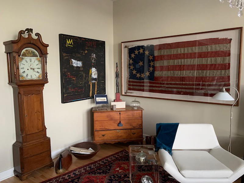 14 star Flag Vermont Curious Objects Keim