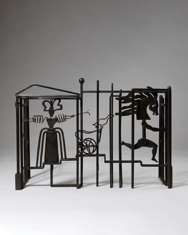 Bernard Goldberg Fine Arts salon art design