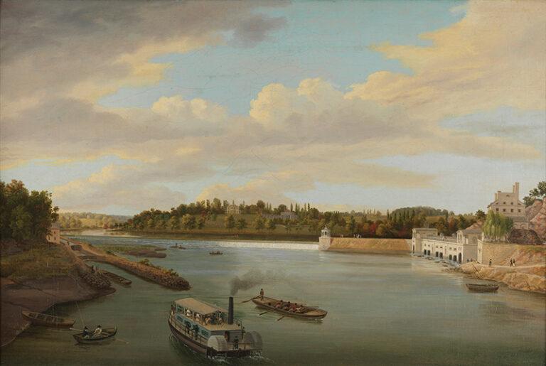 Thomas Birch Pennsylvania Academy of the Fine Arts